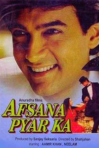 Afsana Pyar Ka (1991) Hindi Full Movie Watch 720p Quality Online Download Free