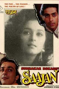 Saajan (1991) Hindi Full Movie Watch 720p Quality Online Download Free