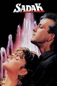Sadak (1991) Hindi Full Movie Watch 720p Quality Online Download Free