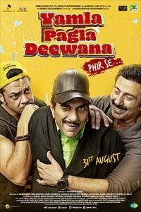 Yamla Pagla Deewana Phir Se (2018) Hindi Full Movie Watch HD Quality Online Download Free