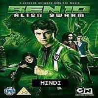 Ben 10: Alien Swarm (2009) Hindi Dubbed