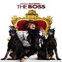 The Boss (2016) Hindi Dubbed