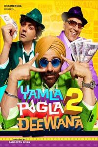 Yamla Pagla Deewana 2 (2013) Hindi Full Movie Watch HD Print Online Download Free