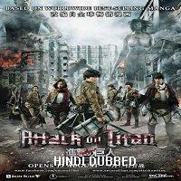 Attack on Titan (2015) Hindi Dubbed