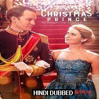 A Christmas Prince (2017) Hindi Dubbed
