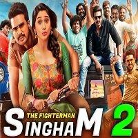 Silukkuvarupatti Singam (The Fighter Man Singham 2 2019)