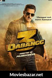 Dabangg 3 (2019) Hindi Full Movie Watch HD Print Quality Online Download Free