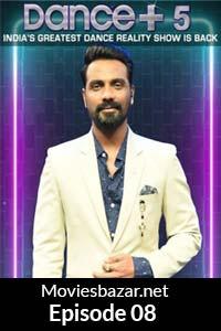 Dance Plus (2019) Hindi Season 5 Episode 08