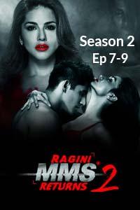 Ragini MMS Returns (2019) Hindi Season 2 EP (7-9) Watch HD Print Quality Online Download Free