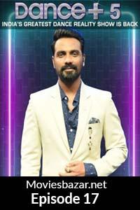 Dance Plus (2019) Hindi Season 5 Episode 17 (4th-Jan) Watch HD Print Quality Online Download Free