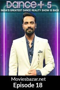 Dance Plus (2019) Hindi Season 5 Episode 18 (5th-Jan)