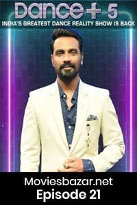 Dance Plus (2019) Hindi Season 5 Episode 21 (18th-Jan) Watch HD Print Quality Online Download Free