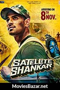 Satellite Shankar (2019) Hindi Full Movie Watch HD Print Quality Online Download Free