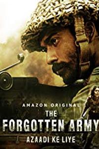 The Forgotten Army Azaadi Ke Liye (2020) Hindi Season 1 Watch HD Print Quality Online Download Free