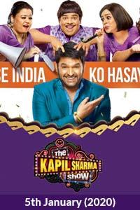 The Kapil Sharma Show (5th-Jan-2020)