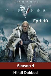 Vikings (2016) Hindi Dubbed Season 4 (EPISODE 1 – 10) Watch HD Print Quality Online Download Free