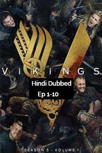 Vikings (2017) Hindi Dubbed Season 5 (Ep 1-10) Watch HD Print Quality Online Download Free