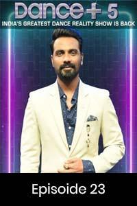 Dance Plus (2019) Hindi Season 5 Episode 23 (25th-Jan) Watch HD Print Quality Online Download Free