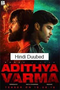 Adithya Varma (2020) Hindi Dubbed Full Movie Watch HD Print Online Download Free