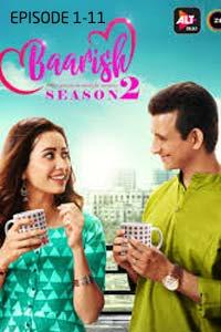 Baarish (2020) Hindi Season 2 (EP 1 To 11) Watch Online Download Free