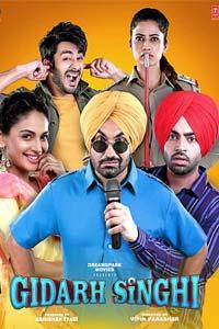 Gidarh Singhi (2019) Punjabi Full Movie Watch HD Print Online Download Free