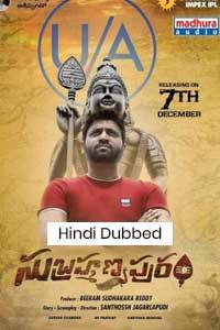 Subrahmanyapuram (2020) Hindi Dubbed Full Movie Watch HD Print Online Download Free