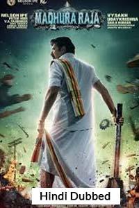 Madhura Raja (2020) Hindi Dubbed Full Movie Watch HD Print Online Download Free