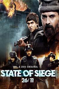 State of Siege: 26/11 (2020) Hindi Season 1 Watch HD Print Online Download Free