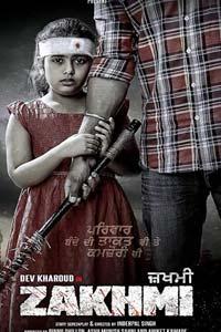 Zakhmi (2020) Punjabi Full Movie Watch Online Download Free
