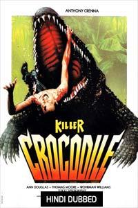 Killer Crocodile (1989) Hindi Dubbed Full Movie Watch HD Print Online Download Free