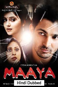 Maaya (2020) Hindi Dubbed Full Movie Watch HD Print Online Download Free