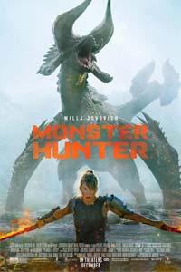 Monster Hunter (2020) English HDCam Full Movie Watch