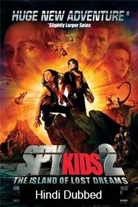 Spy Kids (2001) Hindi Dubbed Full Movie Watch