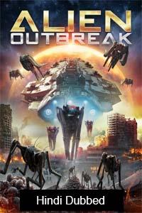 Alien Outbreak (2020) Hindi Dubbed