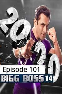 Bigg Boss (2020) Hindi Season 14 Episode 100 (11th-JAN)