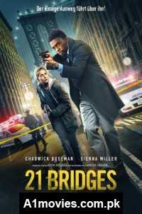 21 Bridges (2019) Hindi Dubbed Full Movie Watch HD Print Online Download Free