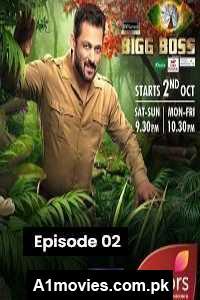 Bigg Boss (2021) Hindi Season 15 Episode 02 (3rd-OCT) Watch HD Print Online Download Free