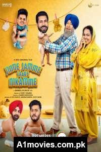 Jinne Jamme Saare Nikamme (2021) Punjab Full Movie Watch HD Print Online Download Free